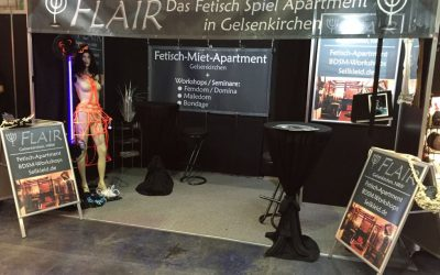 FLAIR ON TOUR: MESSE BOUNDCON 20.-22.05.2016 IN MÜNCHEN